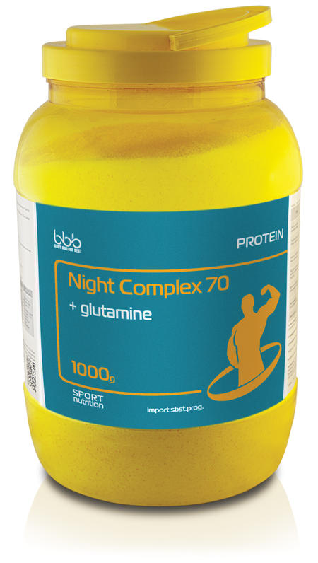 Night Complex Protein 70 + glutamine